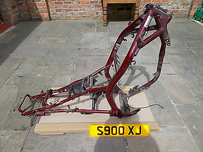 Yamaha XJ900S Diversion Frame with Matching Registration