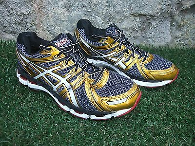 Asics Gel Kayano 19 New York City NYC Marathon Ltd Edition Running Shoes ~ UK 9