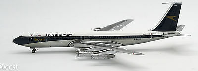 1:400 Aeroclassics British Airways Boeing 707-379C '60s - BOAC Colours -G-AWHU