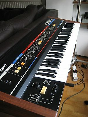 Roland Juno 6 Analogue Synthesizer Good Condition Analog Synth Classic Retro VGC