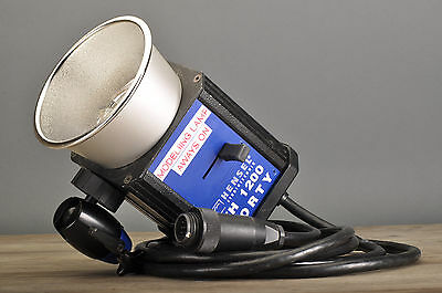 Hensel EH 1200 Flash Strobe Head for Porty System Includes Good Flashtube EH1200