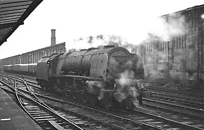 Steam Railway Negative 46257 Carlisle 1960s #1 with Copyright