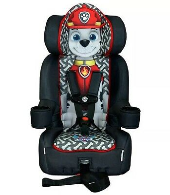 KidsEmbrace Car Seat Toodler Friendship Combination Booster Paw Patrol Marshall=
