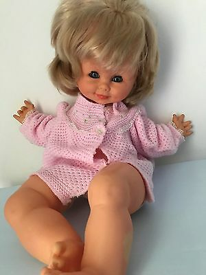 Bambola vintage Migliorati PUPA italy doll