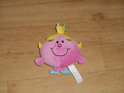 Little Miss Princess Cuddly Toy