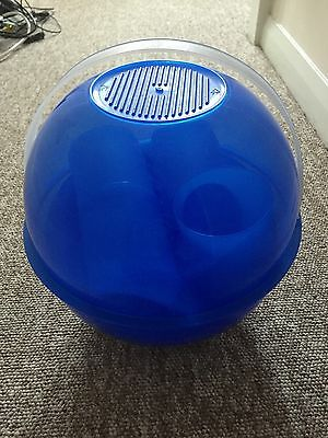 New 25 Piece Picnic Camping Blue Ball Set