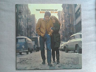 Bob Dylan - The Freewheelin' - Vinyl LP / CBS 62193 - Near Mint