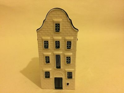 *****KLM BLUE DELFTS HOUSE No 79 IN MINT CONDITION (EMPTY)*****