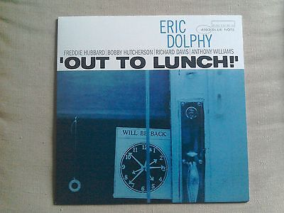 Eric Dolphy - Out To Lunch - Blue Note Vinyl LP - DeAgostini / Excellent Cond