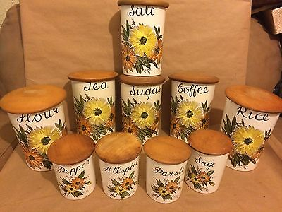 *****large Collection 0F Crown Devon Ware By Fieldings - 10 Items*****