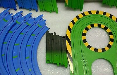 "micro scalextric ""toy story "" track spares"