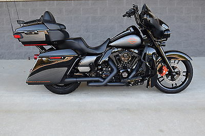 2015 Harley-Davidson Touring  2015 ULTRA LIMITED LOW CUSTOM **1 OF A KIND** $17K IN XTRA'S!!  CVO KILLER!!!