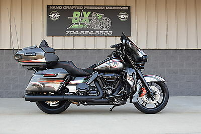 2017 Harley-Davidson Touring  2017 FLHTK LIMITED CUSTOM $17K IN XTRA'S!! 1 OF A KIND!! MUST SEE! BAD @SS!!