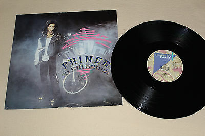 "Prince - New Power Generation 12"" Vinyl"
