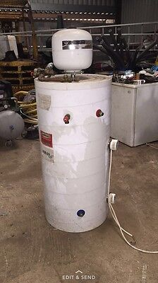 2 160m Litre Unvented Direct Water Cylinders
