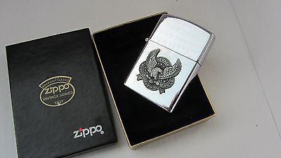 ORIGINAL ZIPPO THE GREAT AMERICAN EAGLE VINTAGE series LIMITED EDITION