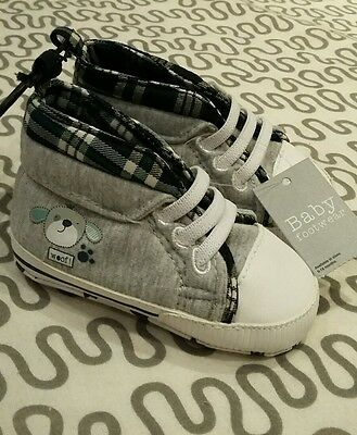 Baby trainers 9-12 months brand new