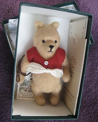 R John Wright Winnie The Pooh Pocket Collection Ltd Edition 2804 Of 3500