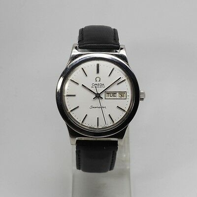 Vintage Omega Seamaster Automatic Watch Cal 1020
