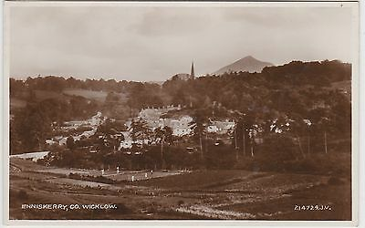 Irish Real Photo. Enniskerry, Co. Wicklow. Valentines. Fine condition!   c 1931