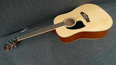 Ibanez PF15L-NT Performance Series LEFT HANDED ACOUSTIC DREADNOUGHT GUITAR LEFTY