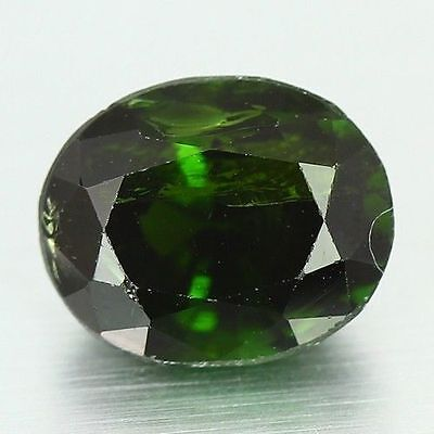 3.520 Ct Amazing Dazzling Gem! Natural Top Green Tourmaline Unheated.aaa Nr!