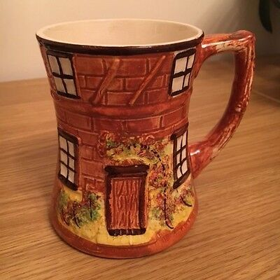 cottage ware tankard Price Brothers