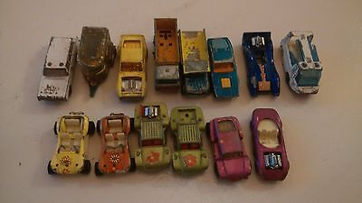 Alte Matchbox Autos, made in England by Lesney