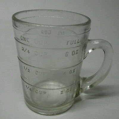 Vintage One Cup Measuring Cup