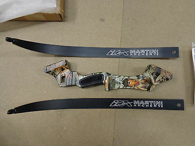 Martin Jaguar Take Down  Recurve Bow 50 Lb Camo Rh