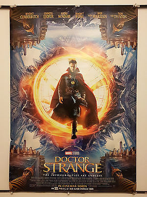 "Marvel's Dr Strange (2016) - 27 x 40"" One Sheet Poster (Benedict Cumberbatch)"