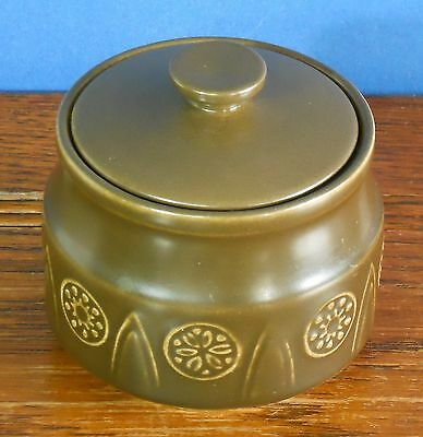 A Crown Ducal Concorde Oven-to-table ware Lidded pot / jar