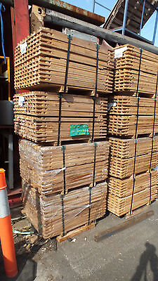 Pack of 250x 90cm  Cypress windsor fence pickets 75c a picket