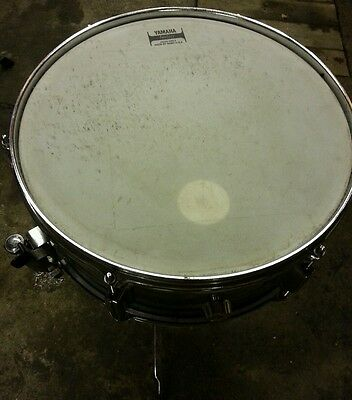 "14"" X 6,5""  steel snare drum by Thunder"