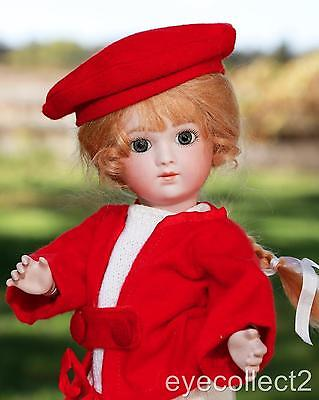 "11"" Antique Jumeau Reproduction Bleuette Doll - Amazing Price + Free Shipping!"