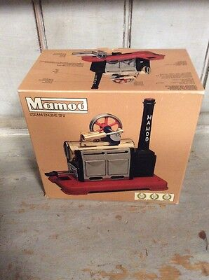 Boxed & New Mamod SP2 Stationary Steam Engine Unfired 1982