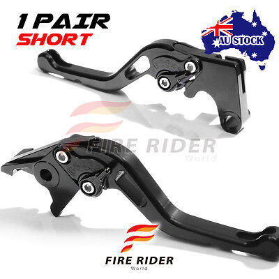 Fit Yamaha Majesty YP 400 04-08 07 CNC SBB GP Short Front Rear Brake Levers