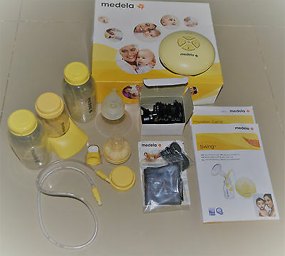 Medela swing electric breast pump - Portable - Battery operated