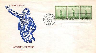 899 1c Defense, First Day Cover Cachet [D120991]
