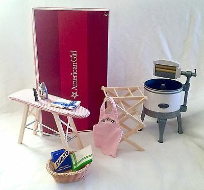 Kit Wash Day - American Girl Doll Retired Accessories Furniture - Complete w box