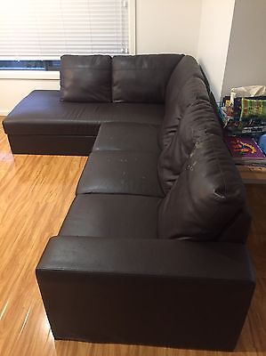 Nixon 4 Seater Sofa With Chaise