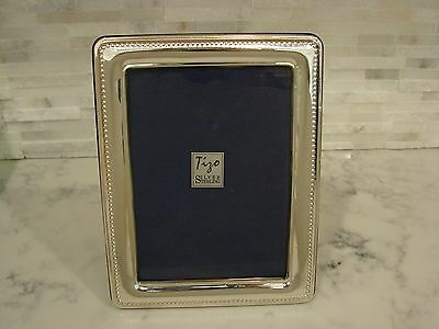 Tizo 925 Sterling Silver Picture Frame, Made in Italy