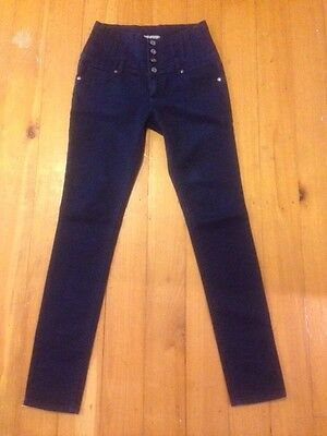 Temt Size 8 High Waisted Jeans