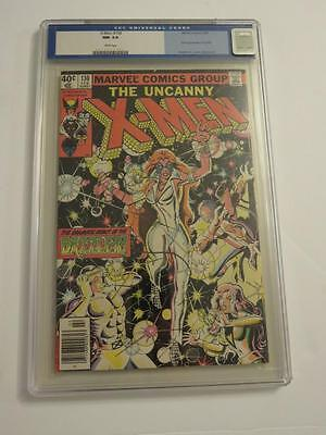 Uncanny X-men #130 CGC 9.4 WHITE Pages 1st Appearance of Dazzler OLD LABEL