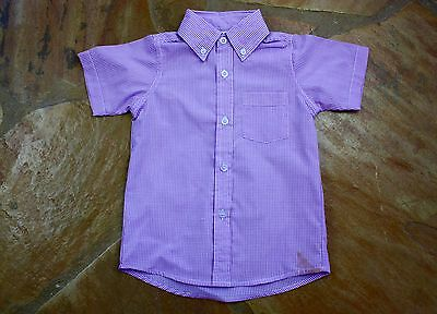 NEW Remember Nguyen Gingham Shirts 2 2T Boys LOT of 2 SHIRTS! Easter