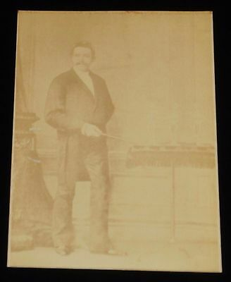 Rare SPIRIT PHOTOGRAPH Jacoby-Harms MAGIC SEANCE Spiritualism Ghost Occult 1890