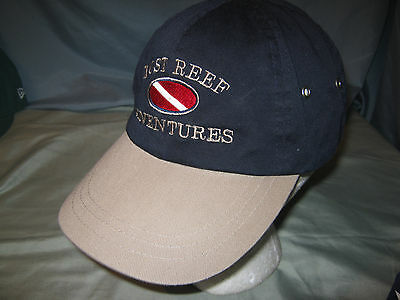 LOST REEF ADVENTURES * Ball Cap NEW w/o TAGS