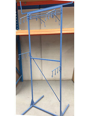 Display Stand 1830H x 600W Double Sided