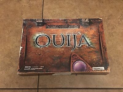 Hasbro The Mystifying Oracle Ouiji Board Light-up Electronic Planchette Works
