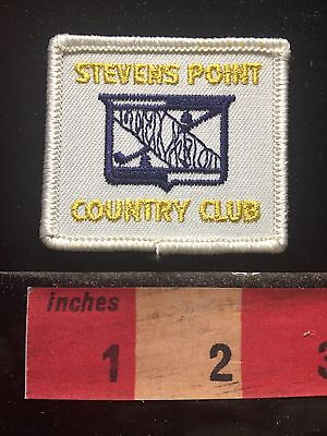 Wisconsin Golf Patch ~ Steven's Point Country Club S60B